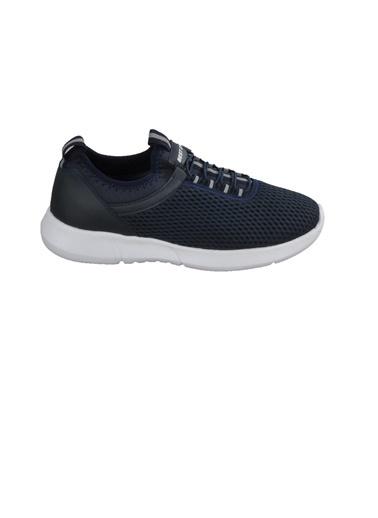 Bestof Bestof Bst-059 Siyah-Siyah Unisex Spor Ayakkabı Lacivert
